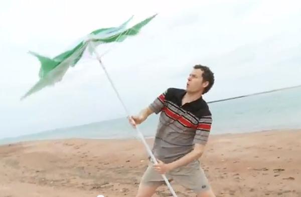 Come All Ye video: My Beach Body