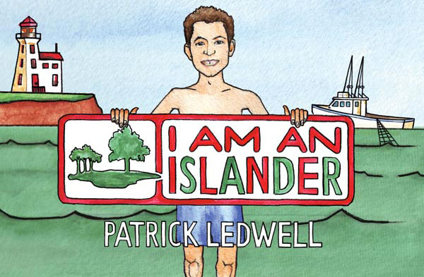 """I Am an Islander"" Book"
