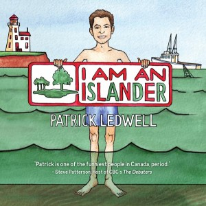 I Am an Islander front cover