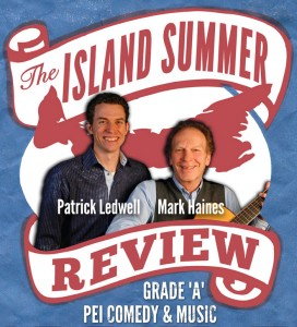 Island Summer Review: logo