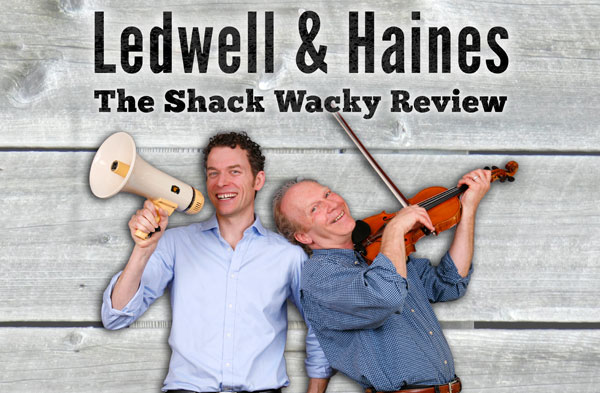 The Shack Wacky Review, Feb. 2 2019