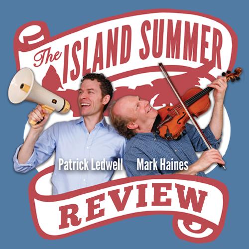 Island Summer Review logo 2017