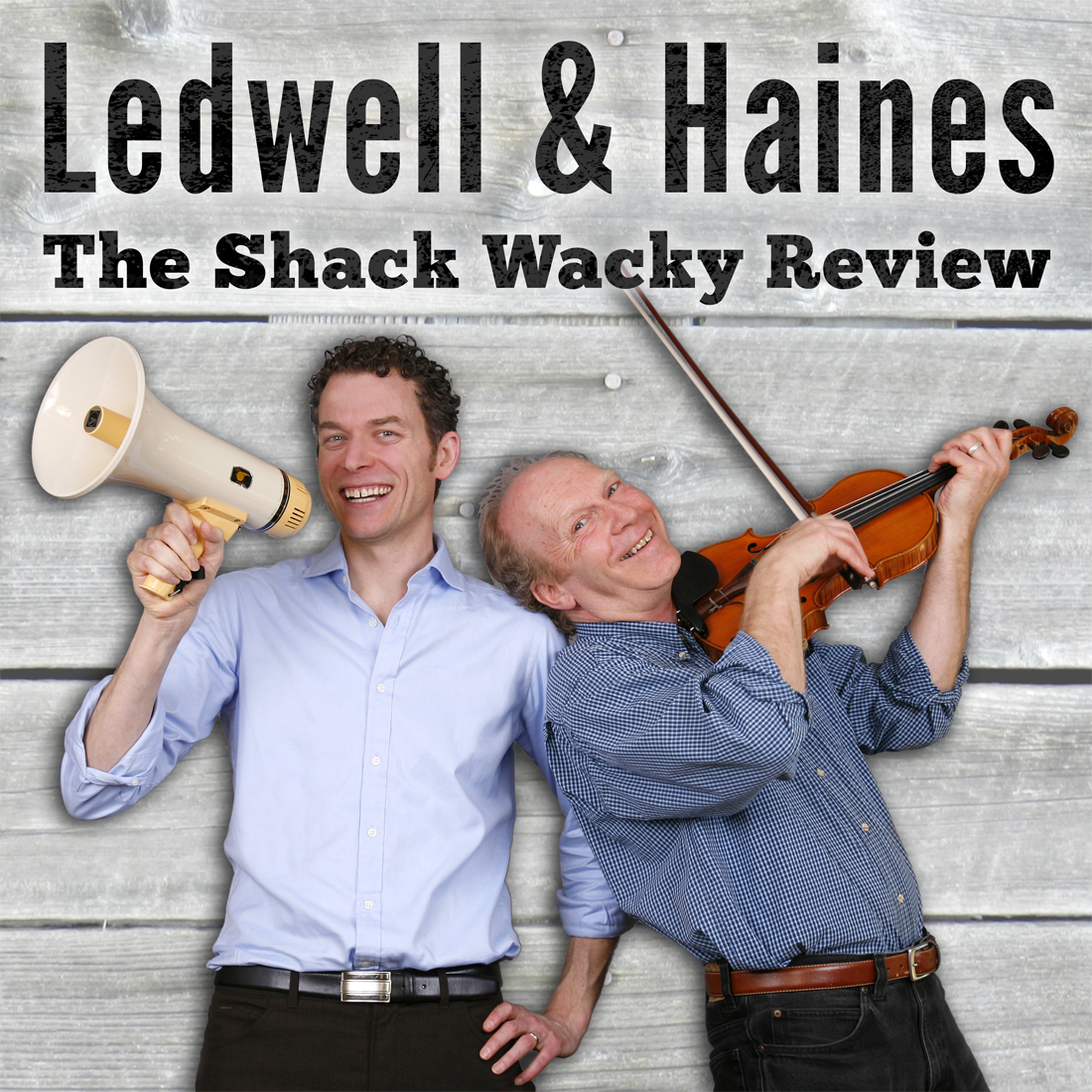 Shack Wacky Review 2018: Poster