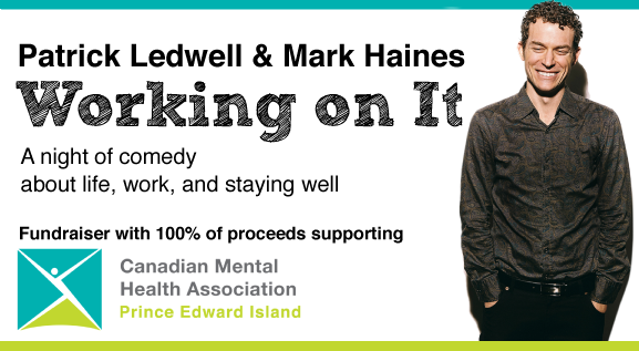 """CMHA Benefit """"Working on It"""" May 11 2019"""