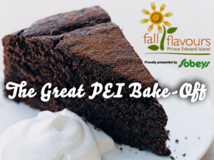 The Great PEI Bake Off 2019