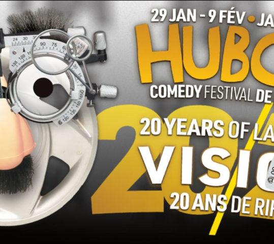 2020 Moncton Hubcap Comedy Festival