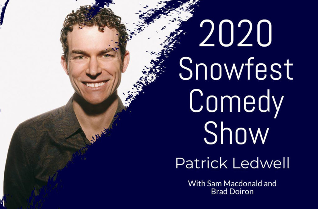 2020 Cornwall Snowfest Comedy