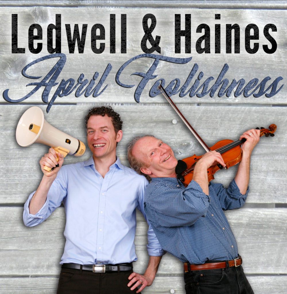 Ledwell and Haines: April Foolishness 2020